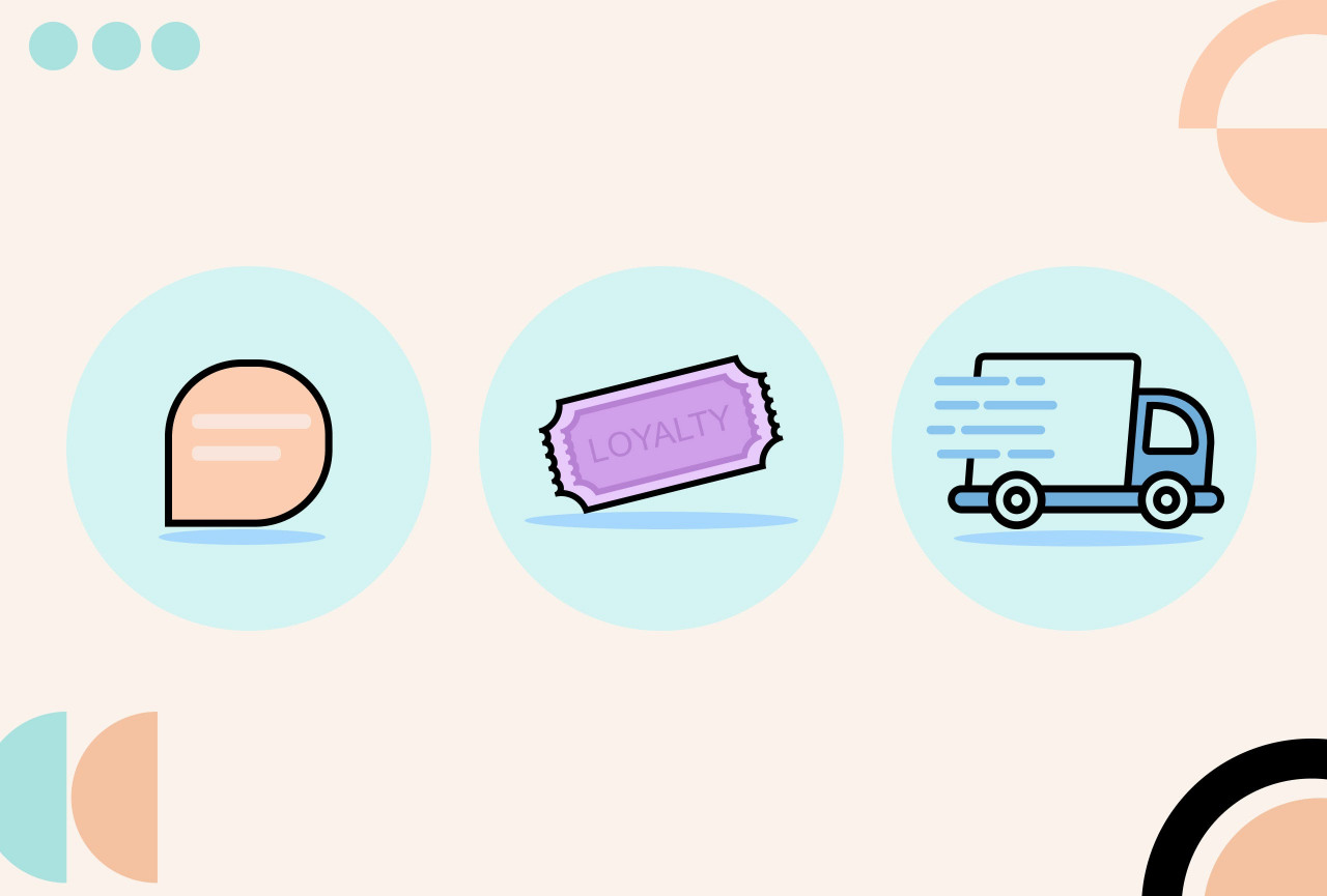 Build customer loyalty on an eCommerce site in 5 easy steps.