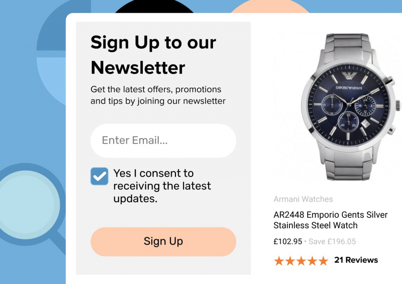 Discover the latest product updates from Salesfire HQ.