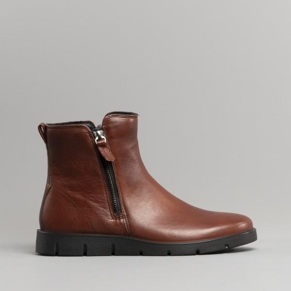 56c61db1 ECCO BELLA BOOT Ladies Leather Zip Up boots Black | Shuperb